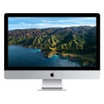 Apple iMac with Retina 5K 27 Inch i5-10500 4.5GHz 8GB RAM 256GB SSD Radeon 5300 All-in-One Desktop with macOS