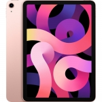 Apple iPad Air (4th Gen, 2020) 10.9 Inch A14 Bionic Chip 256GB Storage Wi-Fi & Cellular Tablet with iPadOS 14 - Rose Gold