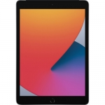 Apple iPad (8th Gen, 2020) 10.2 Inch A12 Bionic Chip 128GB Storage Wi-Fi & Cellular Tablet with iPadOS 14 - Space Grey
