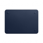 Apple Leather Sleeve for 13 inch MacBook Air & MacBook Pro - Midnight Blue