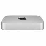 Apple Mac Mini (M1, Late 2020) Apple M1 3.2GHz 8GB RAM 256GB SSD Mini Desktop with macOS - Silver