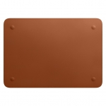 Apple Leather Sleeve for 16 Inch MacBook Pro - Saddle Brown