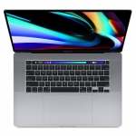 Apple MacBook Pro (2019) 16 Inch Retina 2K i7-9750H 4.5GHz 16GB RAM 512GB SSD Radeon Pro 5300M Laptop with macOS - Space Grey