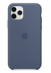 Apple Silicone Case for iPhone 11 Pro - Alaskan Blue