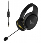ASUS TUF Gaming H5 USB & 3.5mm Over The Head Wired 7.1 Stereo Gaming Headset