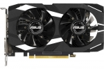 Asus Dual GeForce GTX 1650 OC 4GB GDDR5 NVIDIA Video Card - 1x HDMI 1x DisplayPort 1x DVI