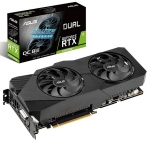 Asus Dual GeForce RTX 2060 SUPER EVO V2 OC Edition 8GB GDDR6 Graphic Card with 1x DVI-D, 2x HDMI 2.0, 2x DisplayPort 1.4