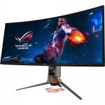 Asus ROG Swift PG349Q 34.14 Inch 3440 x 1440 4ms 300nit IPS Ultrawide Curved Gaming Monitor with USB Hub & Speakers - HDMI DisplayPort