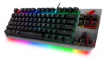 Asus ROG Strix Scope TKL Wired Mechanical RGB Gaming Keyboard with Cherry MX Red Switch