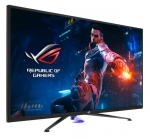 Asus ROG Swift PG43UQ 43 Inch 3840 x 2160 1ms 750nit VA Gaming Monitor with Built-in Speaker - 2x DisplayPort 1.4, 2x HDMI, 2x USB 3.0