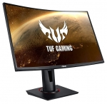 Asus TUF VG27WQ 27 Inch 2560 x 1440 2K 1ms 400nit VA Curved Gaming Monitor with Speakers - HDMI DisplayPort