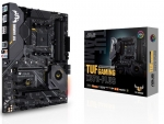 Asus TUF GAMING X570-PLUS (WI-FI) AMD AM4 X570 ATX Wireless RGB Gaming Motherboard
