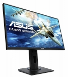 Asus VG255H 24.5 Inch 1920 x 1080 1ms 250nit TN Gaming Monitor with Speakers - HDMI VGA