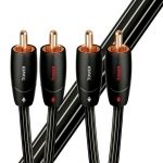 AudioQuest Tower 0.6m Stereo 2 to 2 RCA Male Cable