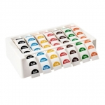 Avery 24mm Day Round Label Dispenser Kit Weekday - 7000 Labels