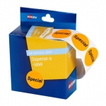 Avery 24 mm Special Dispenser Round Label - 500 Labels