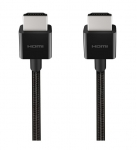 Belkin 1m 4K Ultra High Speed HDMI 2.1 Braided Cable - Black