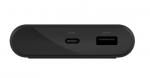 Belkin BoostUP Charge 10000mAh USB-C & USB-A Powerbank with Retractable Stand - Black