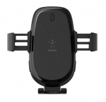 Belkin BoostUP Charge 10W Wireless Car Charger with Vent Mount - Black