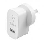 Belkin BoostUP Charge USB-A 12W Wall Charger - White