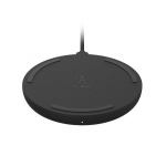 Belkin BoostUP Charge 15W Wireless Charging Pad with 24W Wall Charger - Black