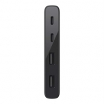 Belkin USB-C 4-Port USB Hub - Black