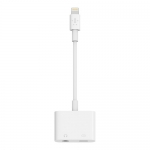 Belkin RockStar Lightning to 3.5mm Audio & Charge Adapter