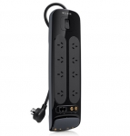 Belkin Ultimate 8-Way Surge Protector with Ethernet & Aerial Protection