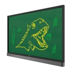 BenQ RP654k 65inch 3840 x 2160 4K LED Interactive Touch Commercial Display