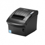 BIXOLON SRP-350plusIII Direct Thermal Receipt Printer - Black - Serial USB Ethernet