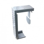 Brateck Adjustable Under Desk PC Holder