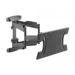 Brateck Full-Motion Wall Mount Bracket for 32-65 Inch TVs or Monitors