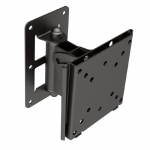 Brateck Economy Pivot Wall Mount Bracket for 13-27 Inch Flat Panel TVs or Monitors - Up to 30kg