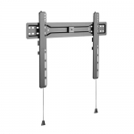 Brateck Ultra Slim Full-Motion Fixed Wall Mount Bracket for 37-70 Inch Curved & Flat Panel TVs or Monitors - Up to 35kg