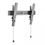 Brateck Ultra Slim Full-Motion Tiltable Wall Mount Bracket for 37-70 Inch Curved & Flat Panel TVs or Monitors - Up to 35kg