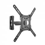 Brateck Elegant Full-Motion 305mm Wall Mount Bracket for 23-55 Inch Flat Panel & Curved TVs or Monitors - Up to 35kg