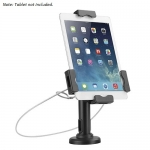 Brateck Steel Anti-Theft Wall & Desk Mount Tablet Kiosk for 7.9 to 10.5 Inch Tablets