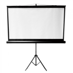 Brateck 112 Inch Standard 1:1 Projector Screen with Portable Tripod