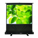 Brateck 100 Inch 4:3 Projector Screen with Floor Stand