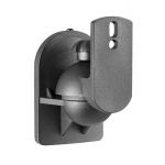 Brateck Satellite Speaker Swivel & Tilt Wall Mount