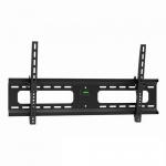 Brateck Slim Heavy-Duty Wall Mount Bracket for 37-70 Inch Curved & Flat Panel TVs or Monitors - Up to 75kgs