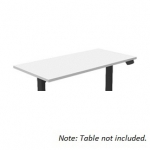 Brateck 1500mm Table Top for M02-23R - White