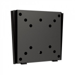 Brateck Economy Super Slim Fixed Wall Mount Bracket for 13-27 Inch Flat Panel TVs or Monitors - Up to 30kg