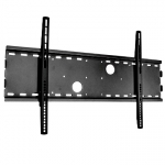 Brateck Classic Heavy-duty Fixed Wall Mount Bracket for 37-70 Inch Curved & Flat Panel TVs or Monitors - Up to 75kg
