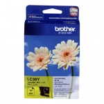 Brother Yellow Ink LC39Y Cartridge