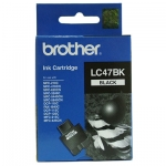 Brother LC47BK Black Ink Cartridge