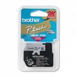 Brother M931 12mm Black on Silver P-Touch Tape