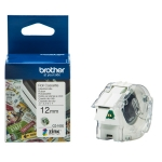 Brother CZ-1002 12mm x 5m Full Colour Continuous Label Roll
