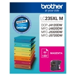 Brother LC235XLM Magenta High Yield Ink Cartridge