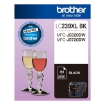 Brother LC239XLBK Black Super High Yield Ink Cartridge